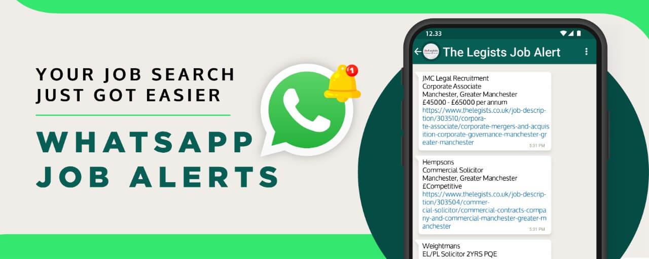 Your Job Search Just Got Easier: WhatsApp Job Alerts