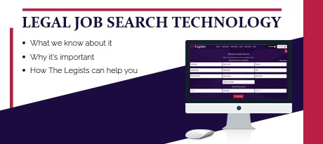 Legal Job Search Technology: The Missing Piece in Today's Growing Legal Recruitment Market